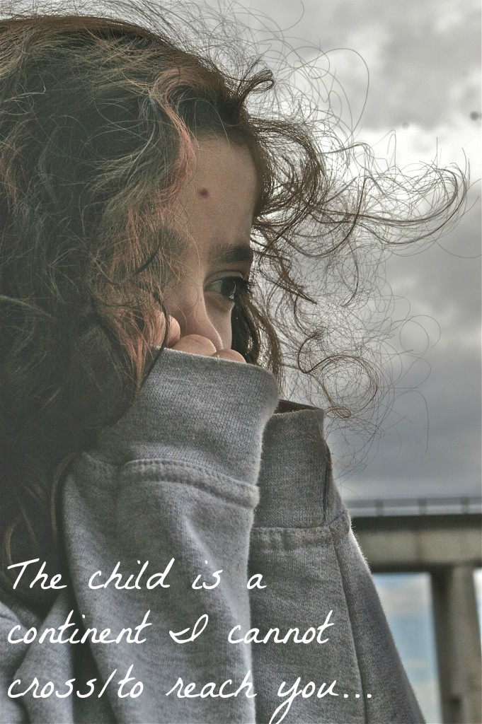 child is a continent
